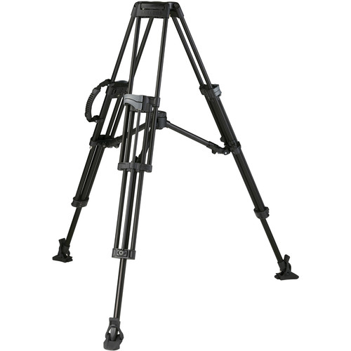 Miller 1580 Sprinter II Two Stage Tripod with 100mm bowl