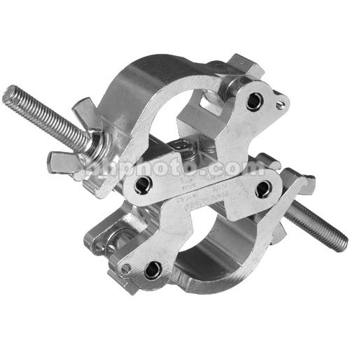 Milos Cell-104 Pipe Clamp, Swivel Coupler - 1.25""
