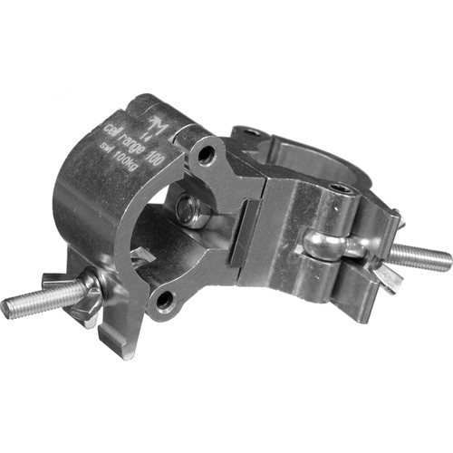 """Milos Cell-105 Pipe Clamp, 90 Degree Coupler - 1.25"""""""