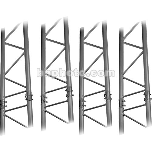 Milos M222 Duo Truss Leg Kit - 9.65' Total