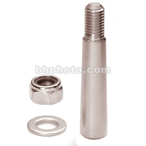 Milos M222 Series Pin with M6 Thread, Washer, Nut