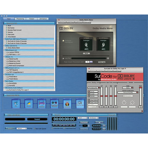 SurCode AudioTools AWE - Automated File Processing Utility