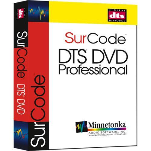 Minnetonka Audio SurCode DVD-DTS  - 5.1 Surround DTS Encoder for DVD