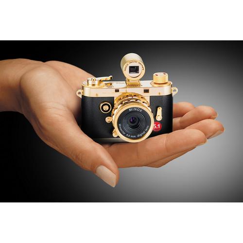 Minox DCC 5.1 Digital Camera (Gold Edition)