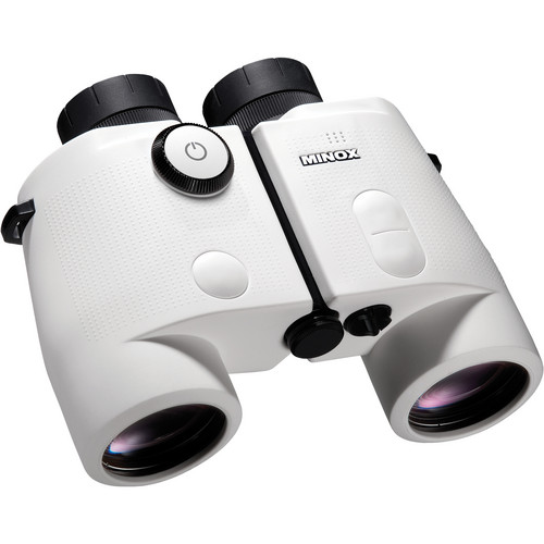Minox 7x50 Nautik BN DCM Binocular (White)