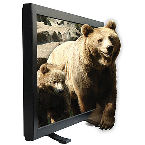 "Miracube G460C 3D Synchronizer LCD Monitor (46"")"