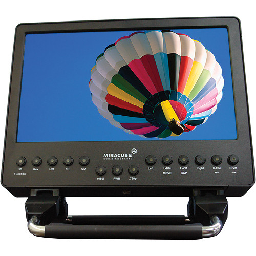 "Miracube 10.2"" 3D Stereoscopic Computer Display"