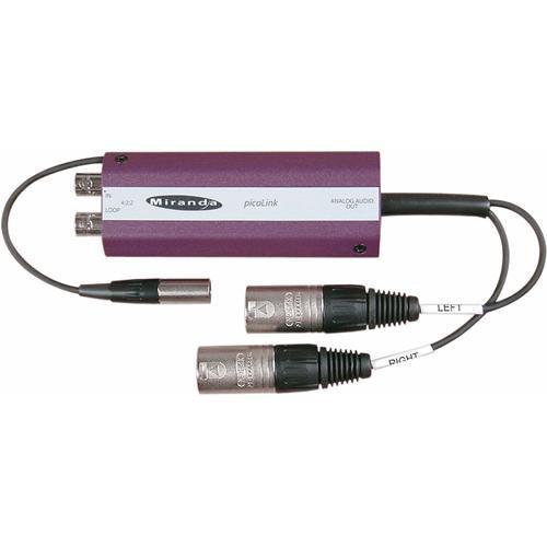 Miranda ADX-171P SDI Embedded Audio Demultiplexer
