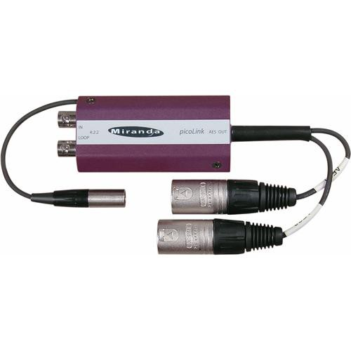 Miranda ADX-172P75 SDI Embedded Audio Demultiplexer
