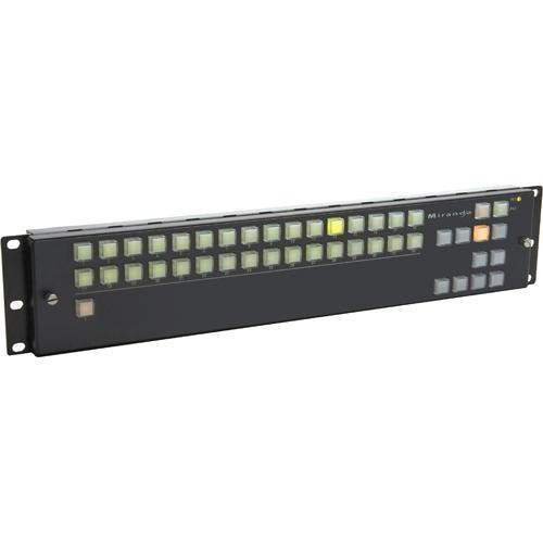 Grass Valley CP3201  NVISION Router Control Panel