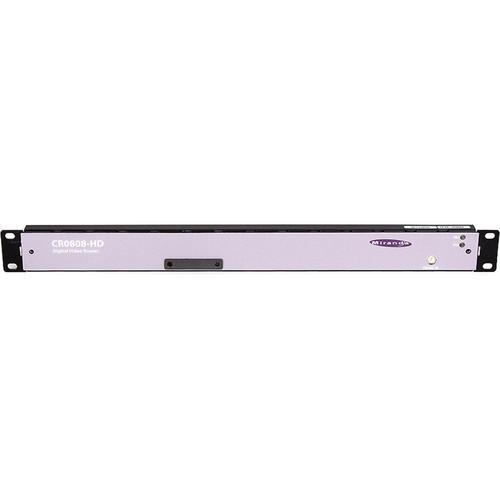 Miranda CR0808-HD 8 x 8 HD/SD Video Router