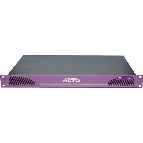 Miranda Kaleido-Alto-HD Cascadable 10-Input Single Output Multiviewer