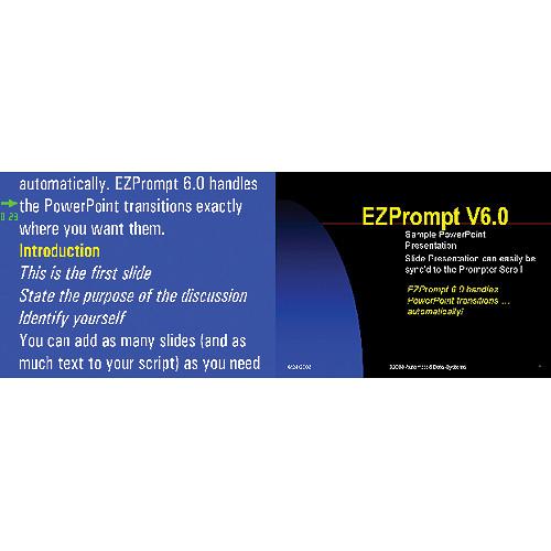 Mirror Image EZ PowerPoint