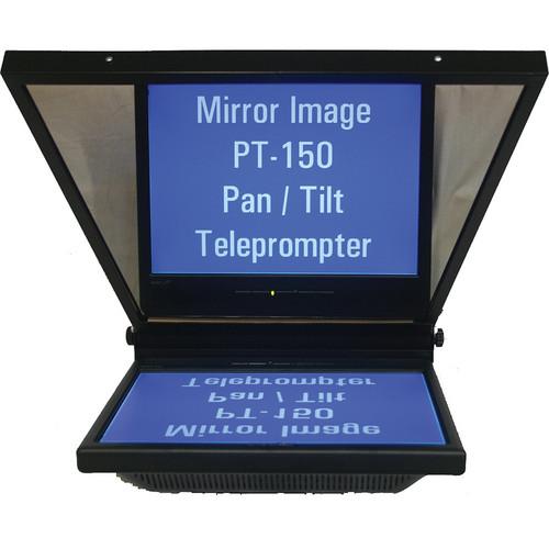 Mirror Image PT-150 Prompter for Pan/Tilt Cameras