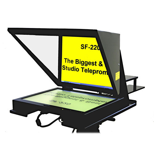Mirror Image SF-220 Studio Series Prompter
