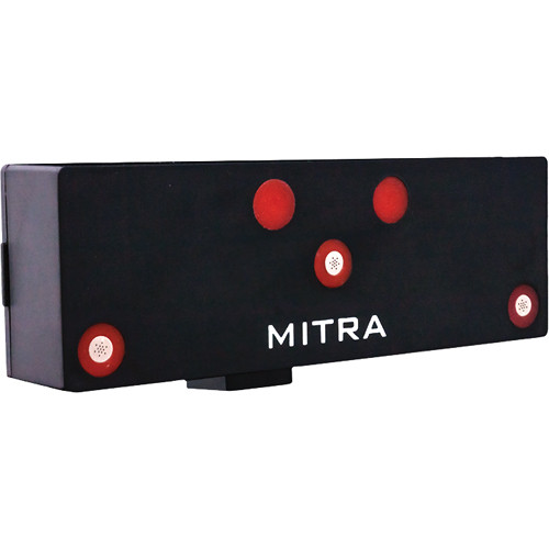 Mitra Corp. Mitra Beamer DSLR On-Camera Directional Beamforming Professional Mic Array