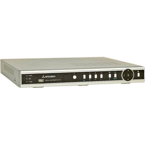 Mitsubishi DX-TX4U250 4-Channel DVR 250GB Ethernet