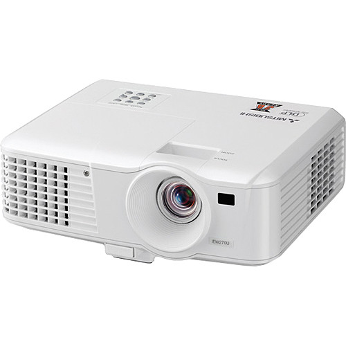 Mitsubishi EW270U Mobile WXGA Projector