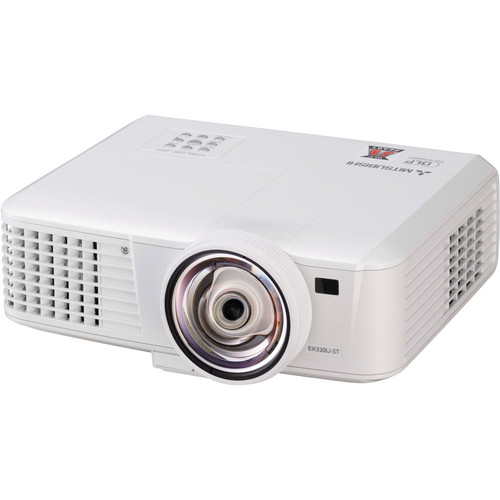 Mitsubishi EX320U-ST Mobile XGA Projector