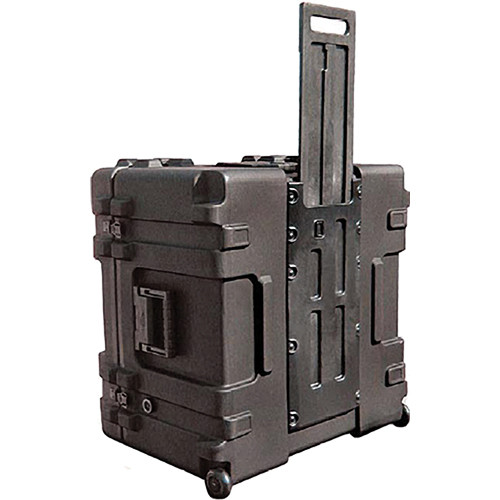 Mitsubishi ATAC Hard Shell Rolling Projector Case