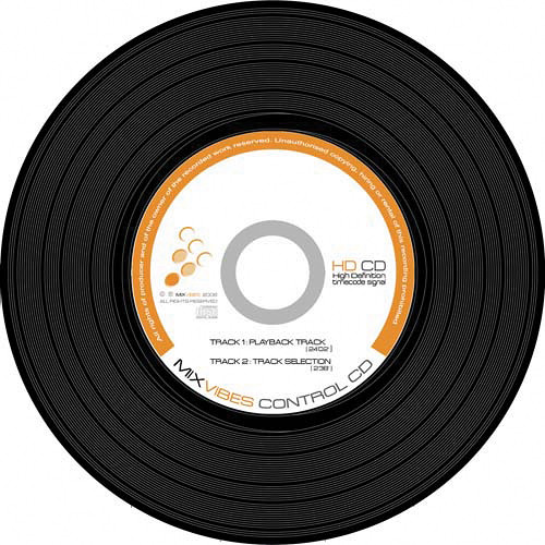 Mixvibes MixVibes Control CD