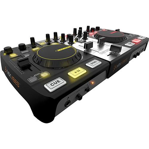 Mixvibes U-Mix Control Pro MIDI DJ Controller & Cross Software