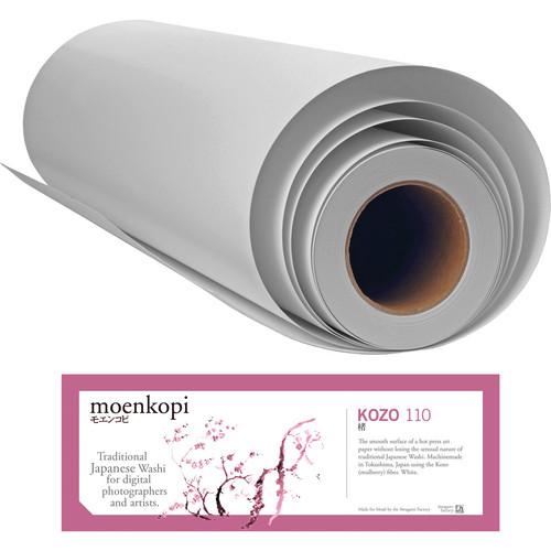 "Moab Moenkopi Washi Kozo 110 Paper (24"" x 49' Roll)"