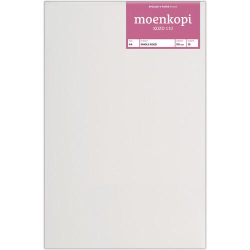 """Moab Moenkopi Kozo Paper for Inkjet - 8.3 x 11.7"""" (A4) - 10 Sheets"""