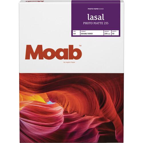 Moab Lasal Photo Matte 235 (A4) - Box of 50