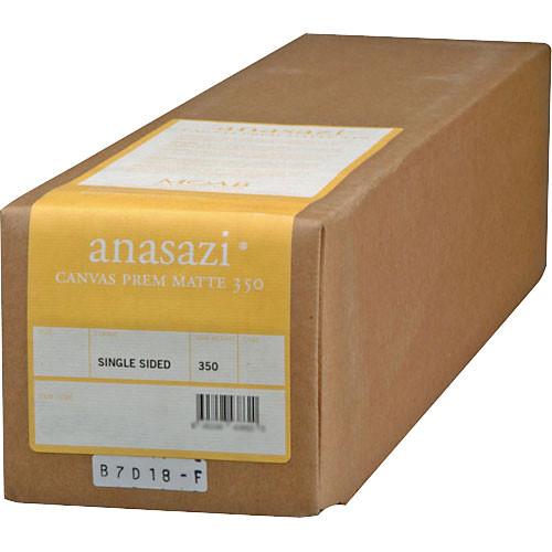 "Moab Anasazi Canvas Premium Matte 350 Inkjet Photo Paper (50"" x 40' Roll)"