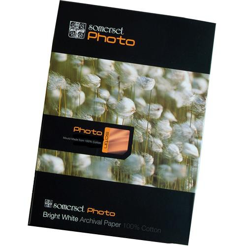 "Moab Somerset Photo Satin 300 Roll (11 x 17"", 20 Sheets)"