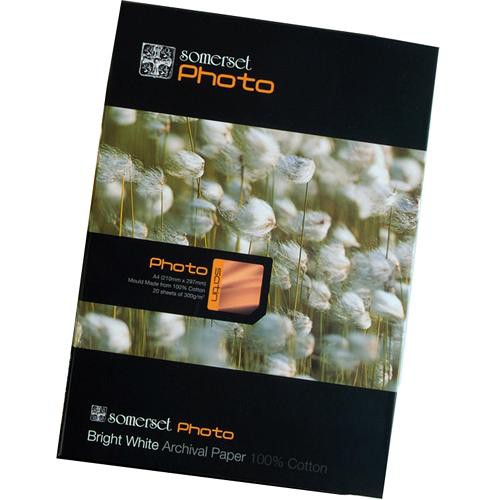 Moab Somerset Photo Satin 300 Roll (A4, 20 Sheets)
