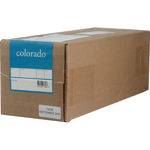 "Moab Colorado Fiber Gloss Paper for Inkjet - 17"" Wide Roll - 50' Long"