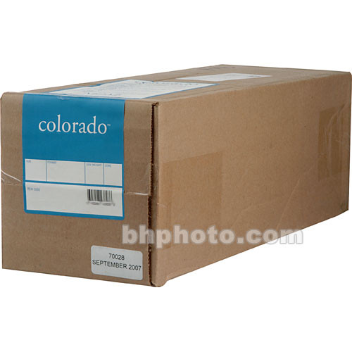 """Moab Colorado Fiber Paper (245gsm)- 24"""" x 50' (Satine)"""