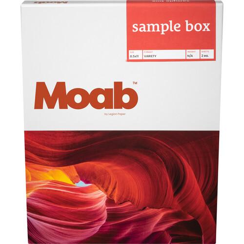 """Moab General Sampler (8.27 x 11.69"""", 24 Sheets)"""