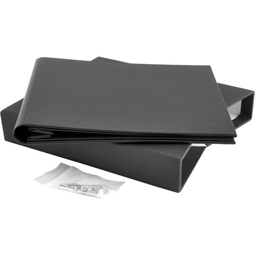 "Moab Chinle v2 8 x 9"" Cover and Slipcase (Black Leather)"