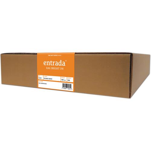 "Moab Entrada Rag Bright 190 Paper (13 x 19"", 100 Sheets)"