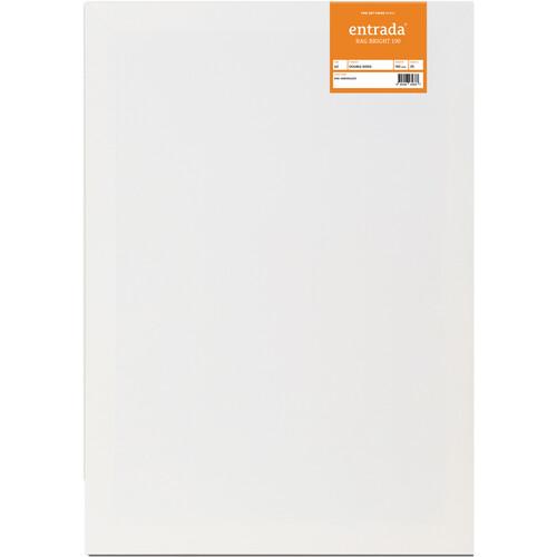 """Moab Entrada Rag Bright 190 Paper (A2 16.5 x 23.4"""", 25 Sheets)"""