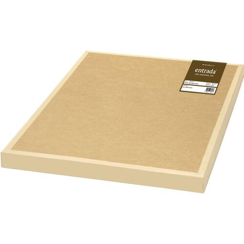 "Moab Entrada Rag Natural 300 (Matte, 2-sided) Paper - 24x36"" - 25 Sheets"