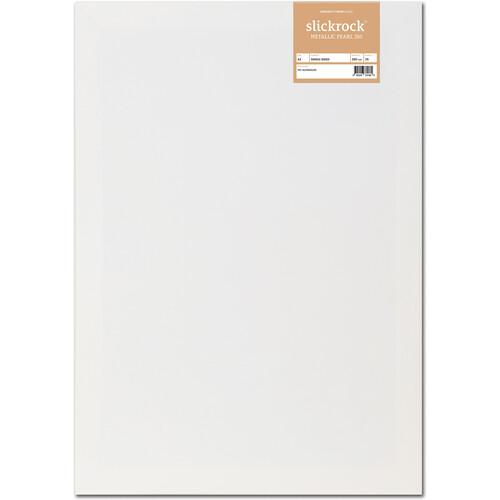"Moab Slickrock Metallic Pearl 260 (16.54 x 23.39"", 25 Sheets)"