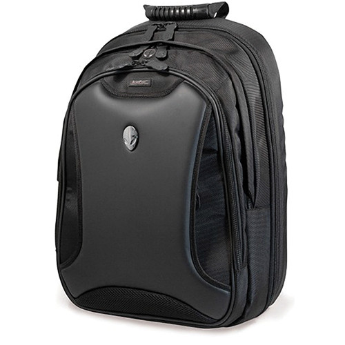 Mobile Edge Alienware Orion M14x Backpack (ScanFast, Black)