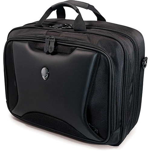 Mobile Edge Alienware Orion M18x Messenger Bag (ScanFast, Black)