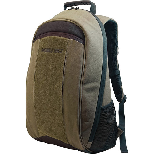 "Mobile Edge MECBP9 ECO Laptop Backpack for 17.3"" Laptop Computer (Olive Green)"