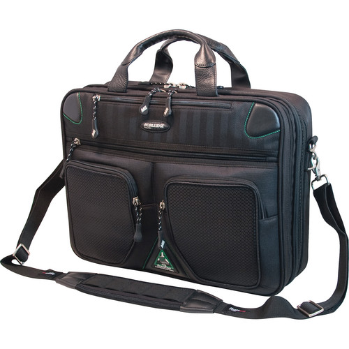 Mobile Edge ScanFast Checkpoint Friendly Briefcase 2.0 (Black)