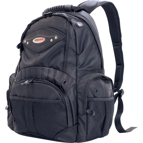 "Mobile Edge Deluxe 14.1"" Backpack (Black)"
