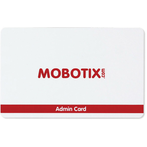 MOBOTIX MX-ADMINCARD1 Admin RFID Access Card