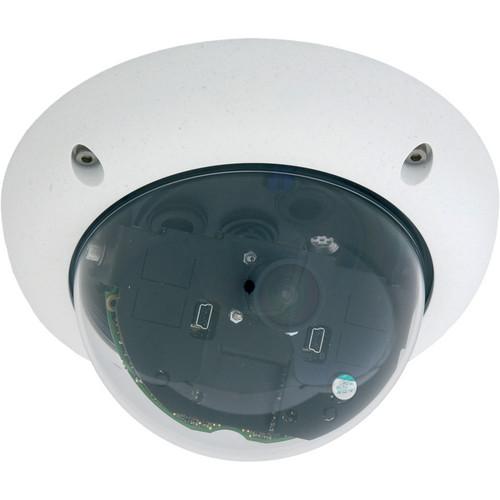 MOBOTIX MX-D24M-SEC MonoDome Color Camera