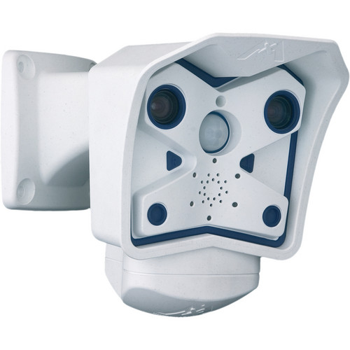 MOBOTIX M12D-SEC Dual Lens 3 MP Camera (43mm & 135mm Night Lenses)