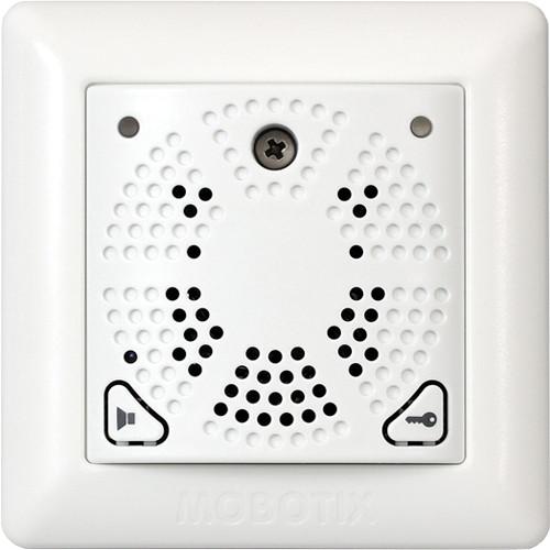 MOBOTIX T24-DoorMaster Security Door Opener with Backup Power Supply