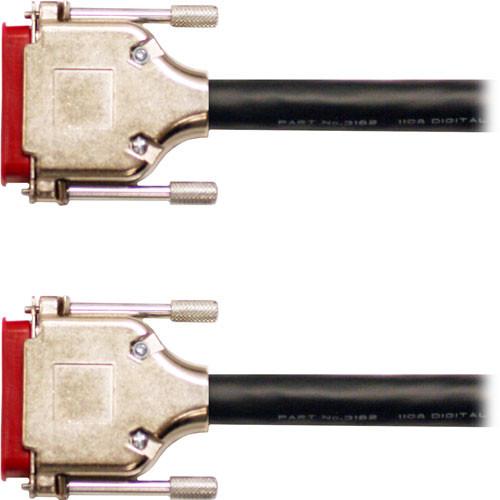 Mogami Gold AES/EBU DB-25 to DB-25 Digital Audio Cable - 25'